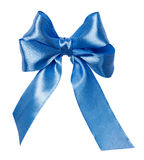 Red bow, ribbon Stock Image