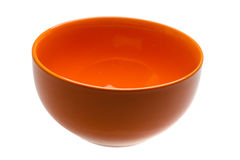 Red bowl Stock Photography