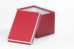 A red box Stock Photography