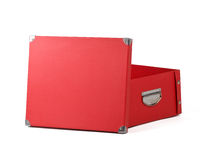 Red box Stock Images