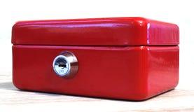 Red box Royalty Free Stock Photos