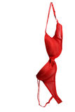 Red bra Royalty Free Stock Image
