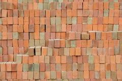 Red Brick Stock Photo