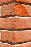 Red brick Royalty Free Stock Photos