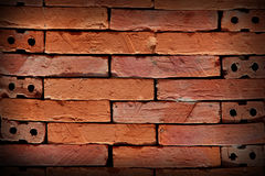 Red brick. Royalty Free Stock Photos