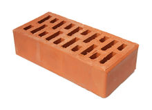 Red brick. Stock Photography