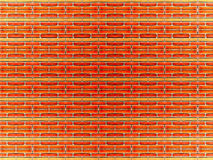 Red brick abstract background. Red brick abstract , use as background royalty free illustration