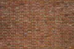 Red brick background Royalty Free Stock Photo