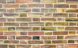 Red brick background Stock Photo