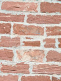 Red brick background Royalty Free Stock Photos