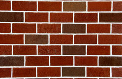 Red Brick Background Stock Photos