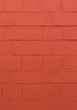 The red brick. Stock Photography
