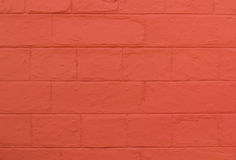 The red brick. Royalty Free Stock Photo