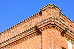 Red brick building Stock Photography