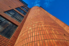 Red brick Buildingding Stock Image