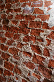 Red brick grunge wall Stock Photos