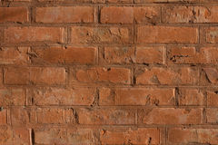 Red brick. Royalty Free Stock Images
