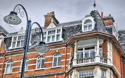 Red Brick Mansion, London Stock Images
