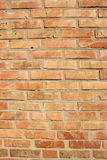 Red brick masonry wall. Old red brick wall texture or background Royalty Free Stock Photography