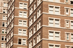 Red Brick Office Building Stock Images