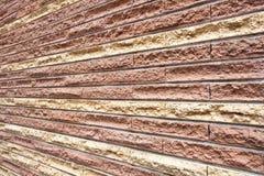 Red brick Stock Image