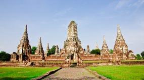 Red Brick Pagoda Royalty Free Stock Images