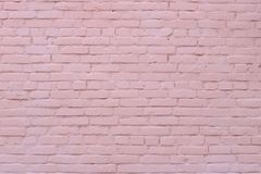 Red brick wall. background royalty free stock photo