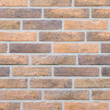 Red brick stone wall seamless background Royalty Free Stock Images