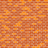 Red brick template Royalty Free Stock Photo