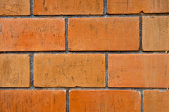 Red brick texture Stock Photography