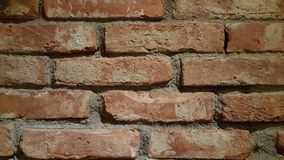 Red brick texture. Abstract texture. / wallpaper Royalty Free Stock Images