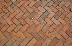 Red Brick Texture Royalty Free Stock Image