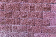 Red brick texture Royalty Free Stock Photos