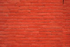Red, Brick, Texture, Wall, House Royalty Free Stock Photo