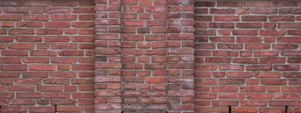 Red Brick Texture Stock Images