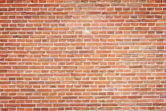 Free Red Brick Wall Stock Photography - 110572442