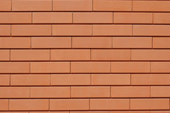 Red brick wall Stock Photography