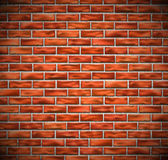 Red brick wall. Background. Eps 10 royalty free illustration