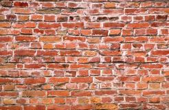 Red Brick Wall. Arranged Red Brick for building wall stock images