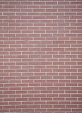 Red brick wall as background or texture Stock Images
