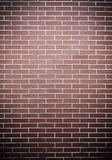 Red brick wall as background or texture Royalty Free Stock Images