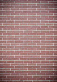 Red brick wall as background or texture Royalty Free Stock Photos