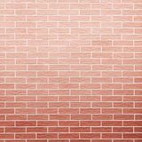 Red brick wall as background or texture Stock Image