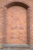 Red Brick Wall Background Royalty Free Stock Photography