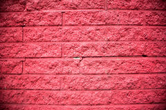 Red Brick Wall Background Royalty Free Stock Image