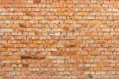 Red brick wall background. Background of red brick wall pattern texture Royalty Free Stock Images