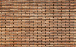 Red brick wall, background photo texture Royalty Free Stock Photo