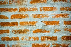 Red brick wall background. Texture pattern for continuous replicate.Grunge red dirty brick wall underground texture.old wall of red and orange bricks for Stock Photos