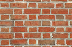 Red brick wall background. Red brick wall texture background Royalty Free Stock Photos