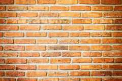 Red brick wall. Background and texture stock photo